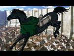 Lance Corporal Levi: Stallion