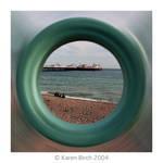 Brighton Radial Blur