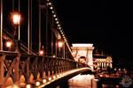 The Chain Bridge Budapest