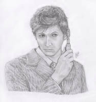 The Tenth Doctor by Yuanchosaan
