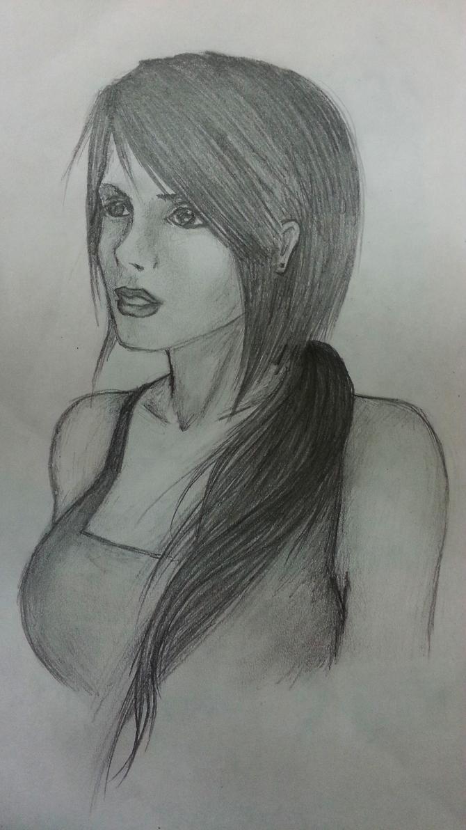 Lara Croft by AliceSereno
