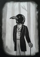 Mr Crow | Rusty Lake
