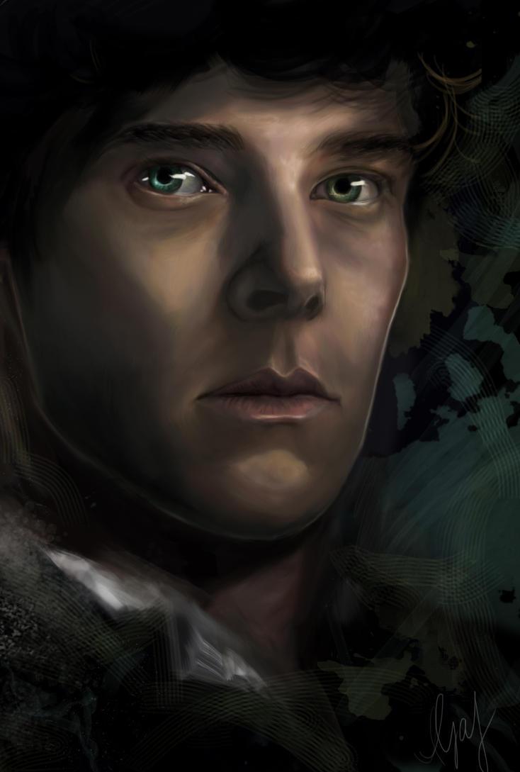 Sherlock by Yasakun