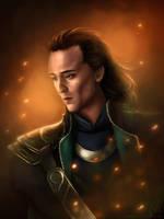 Loki by Yasakun
