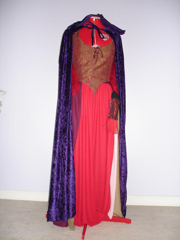 Sarah Sanderson Costume 2 by CuddlySunshine