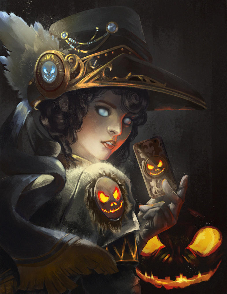 Maple story (phantom) by newsun1236
