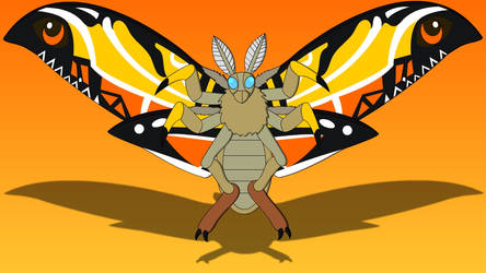 Mothra -Godzilla King of the Monsters