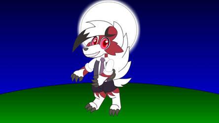 Dr Wolf (Lycanroc Midnight Form)