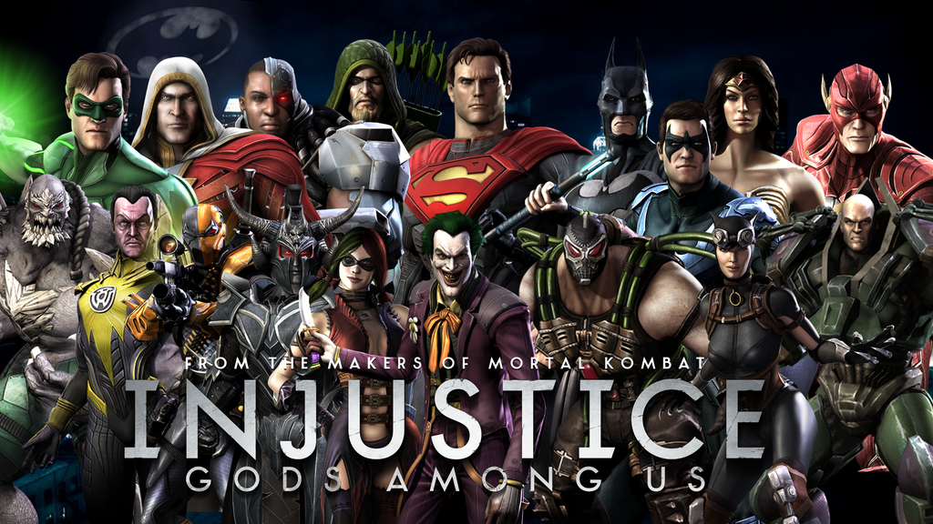 Injustice hd wallpaper by bafslgaming on deviantart injustice hd wallpaper by bafslgaming voltagebd Choice Image