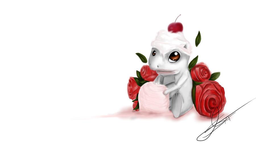 Valentine Dragon By YourEverydayArtist ...