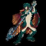 Commission for Metroid-Tamer - Kahanu