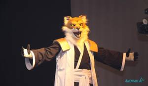 Captain Komamura Cosplay 4