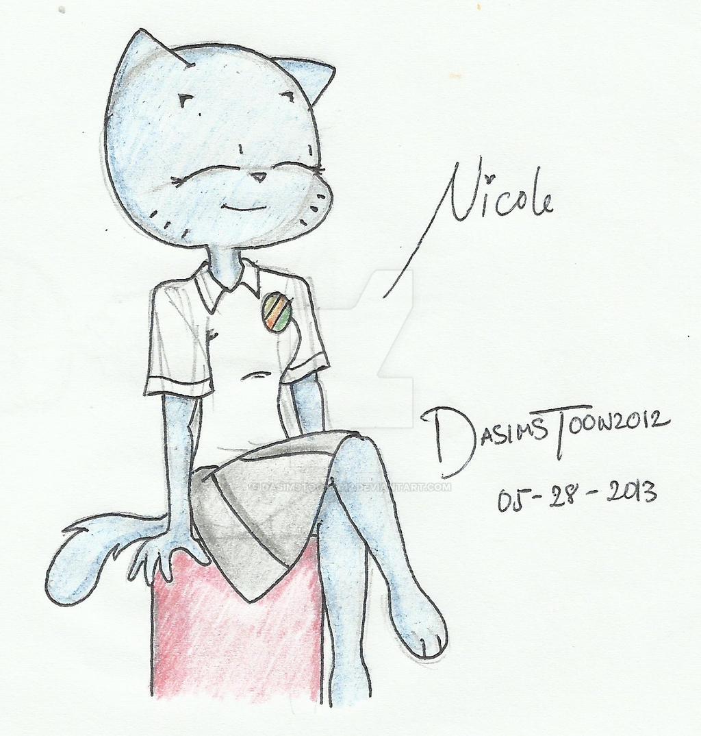 Mrs. Nicole Watterson- TAWoG by DASimsTOON2012