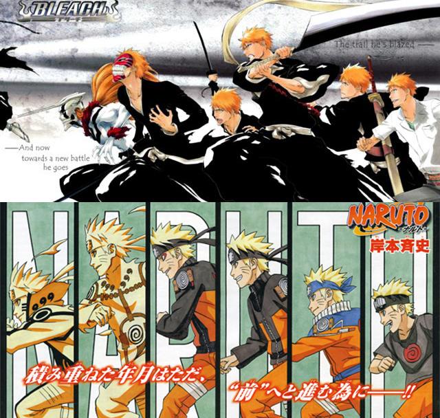 Naruto X bleach
