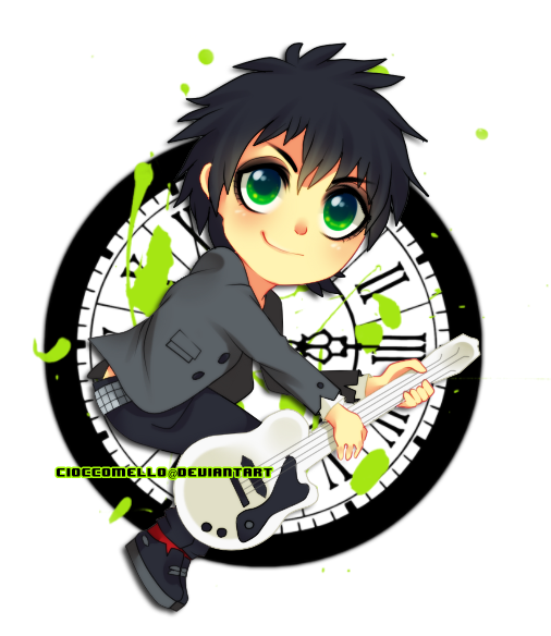 BJA [Green Day] by cioccoMELLO