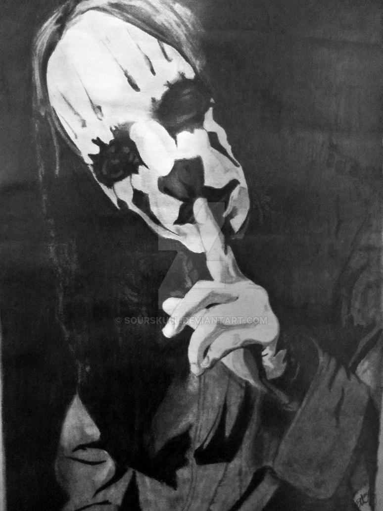 Joey Jordison By Sourskull On Deviantart
