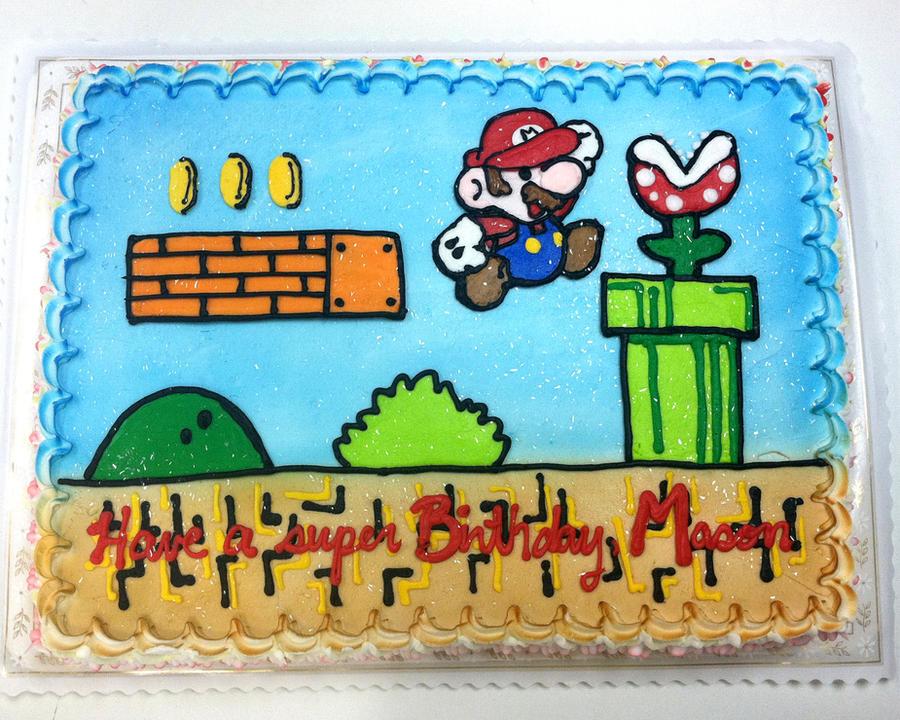Bj S Cake Idea