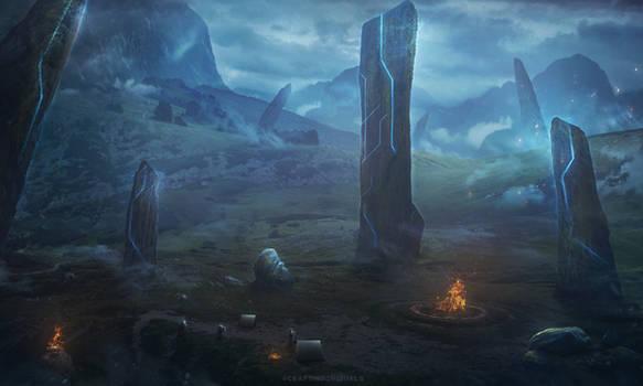 Ancient Alien Stones