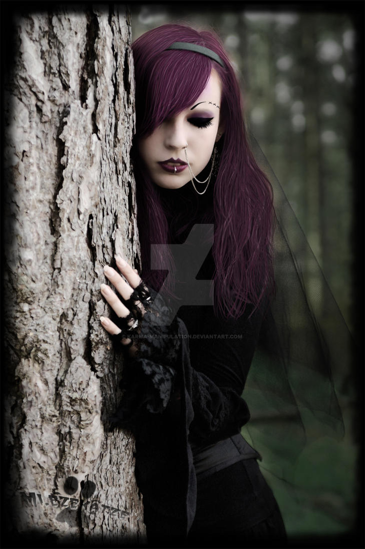 Goth Couture by Karma-Manipulation