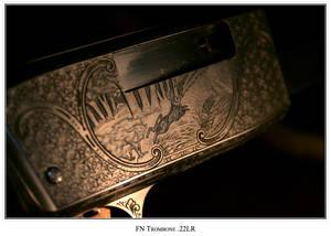 Engraved FN 4