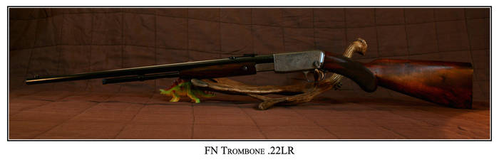 Engraved FN 6