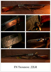 Browning (FN) Trombone .22LR