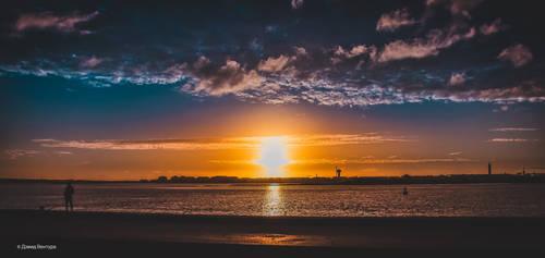 Sunset Aveiro #18.1 by Davinsky