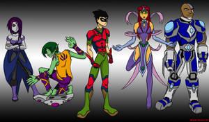 Teen Titans - Neo
