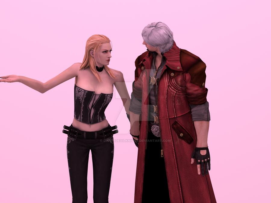 Dante X Trish Porn - Sex Archive-7184