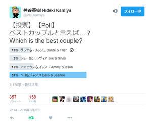 Poll by DanteDevilKnight