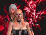 Dante and Trish: Is never too late