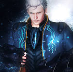 Vergil (Devil May Cry 4SE) by RaidenWGT