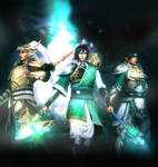 Shu Warriors by RaidenWGT