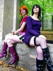 One Piece - We are Huricane Girls... by lollie-shironeko