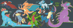 g-g-g-gotta catch 'em all by OokamiMonster