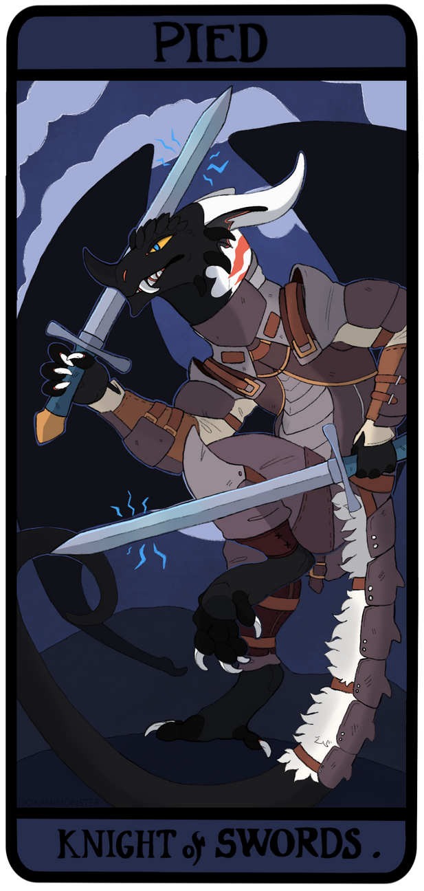 Knight of Swords [D+D] by OokamiMonster on DeviantArt