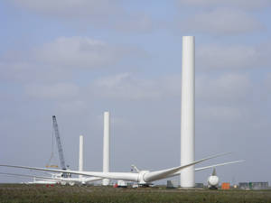 Wind Turbine Construction 2