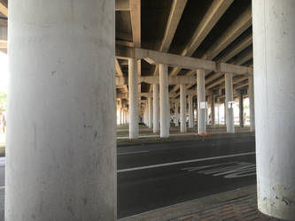 Under the Expressway
