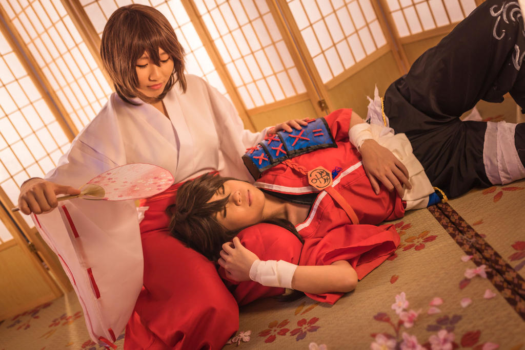 Touken Ranbu- Mutsunokami Yoshiyuki by WatermelonDreams