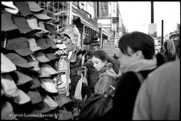 Camden High Street Hats