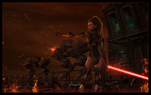 The Battle for Supremacy... by Karaliina