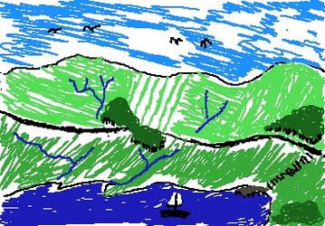 Landscape for Lynn