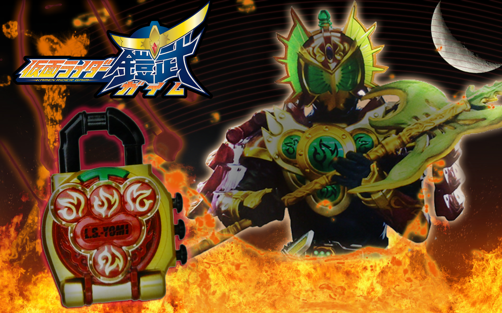 Kamen Rider Ryugen Yomotsu Heguri Arms Wallpaper by ...