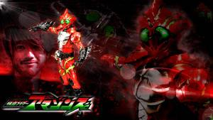Kamen Rider Amazon Alpha Wallpaper HD by legosentaidude