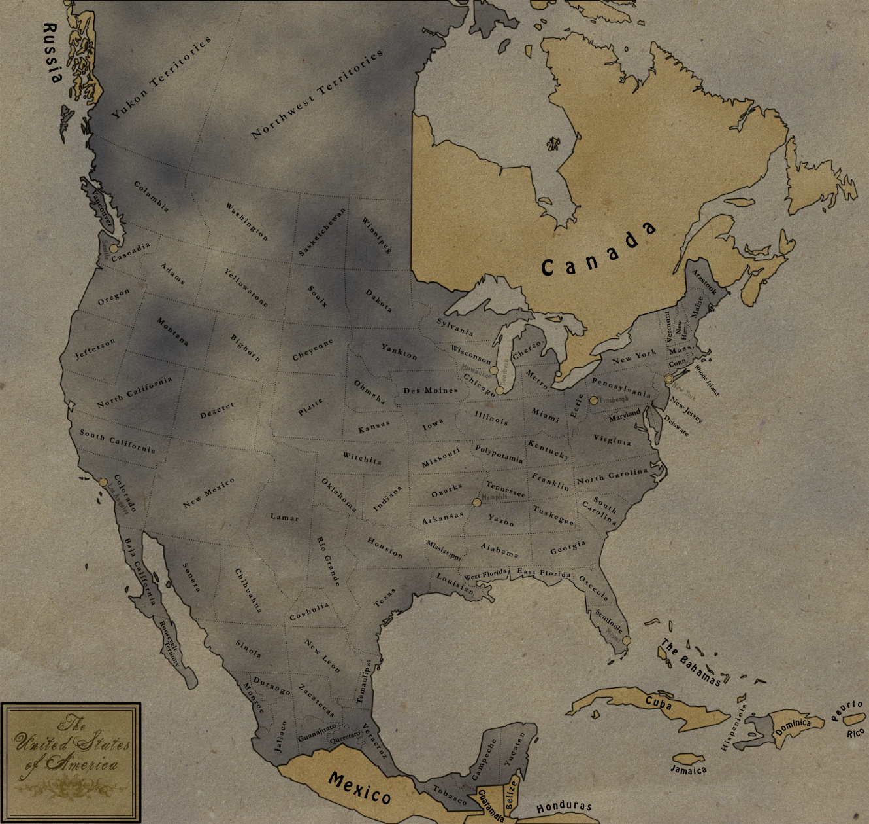 Jefferson's West by Alt-Reality
