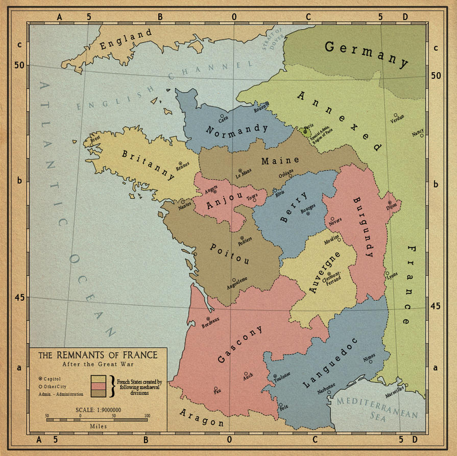 DoD France by Alt-Reality