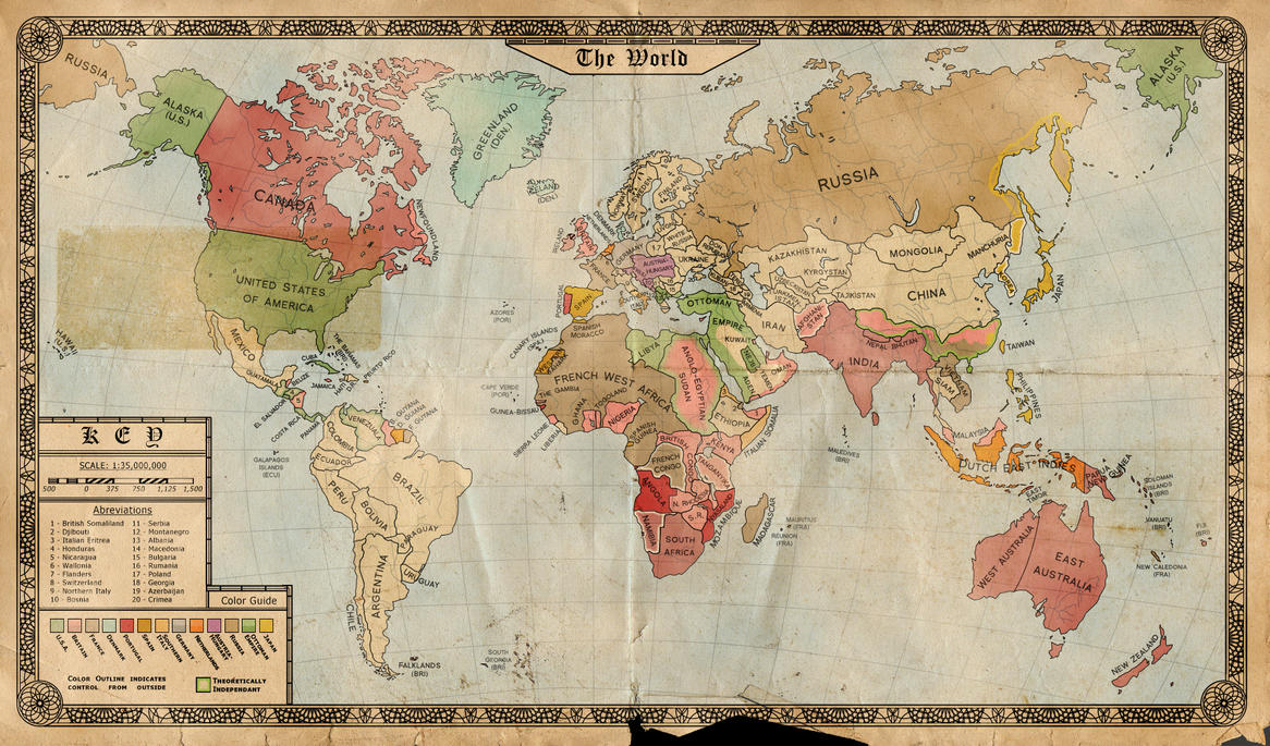 World map commission by alt reality on deviantart world map commission by alt reality sciox Images