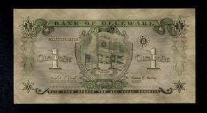 Delaware One Dollar