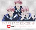 [24072015] SHARE PACK RENDER SUGA ( BTS )