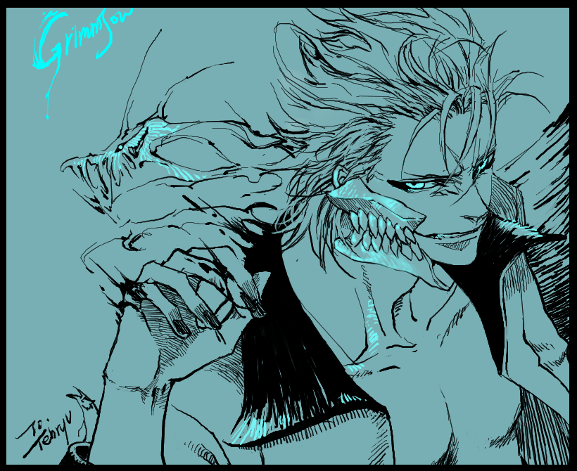 صور الاسبادا 6 ..{GRimmjow..Jaggerjack } .. جوريميجو جيجرجاك Grimmjow__for_tehryu_by_skrhdid.png